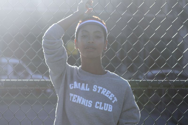 canal street tennis club x reigning champ collection