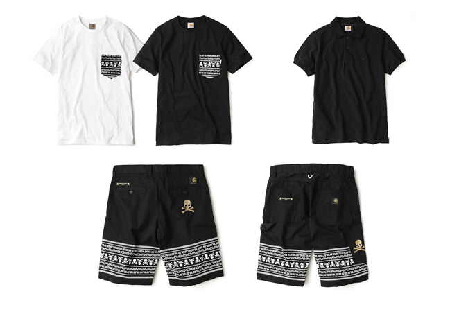 Carhartt WIP x mastermind JAPAN 2013 Capsule Collection