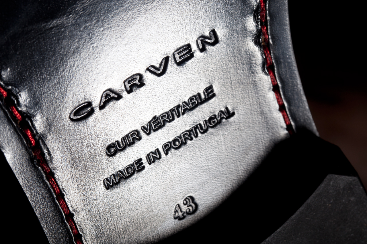 Carven 2013 Fall/Winter Footwear