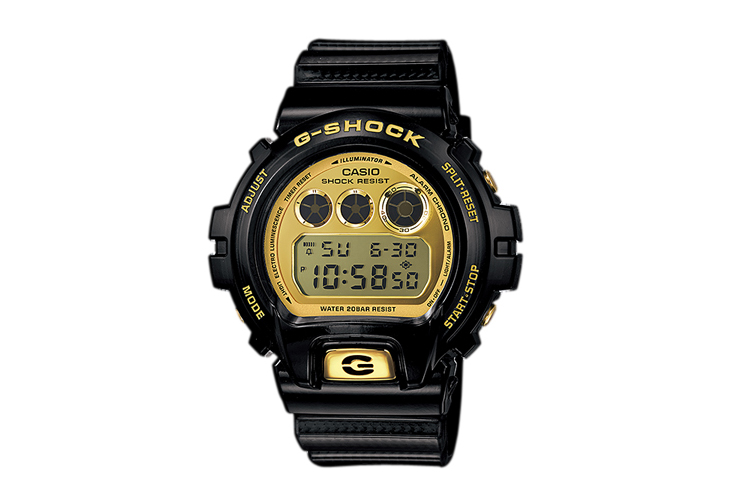 casio g shock 30th anniversary 30 stars collection