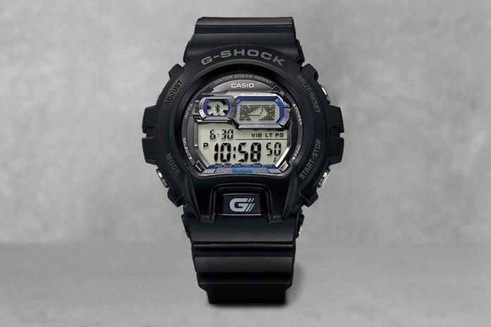 Casio G-Shock GB-X6900B Bluetooth v4.0