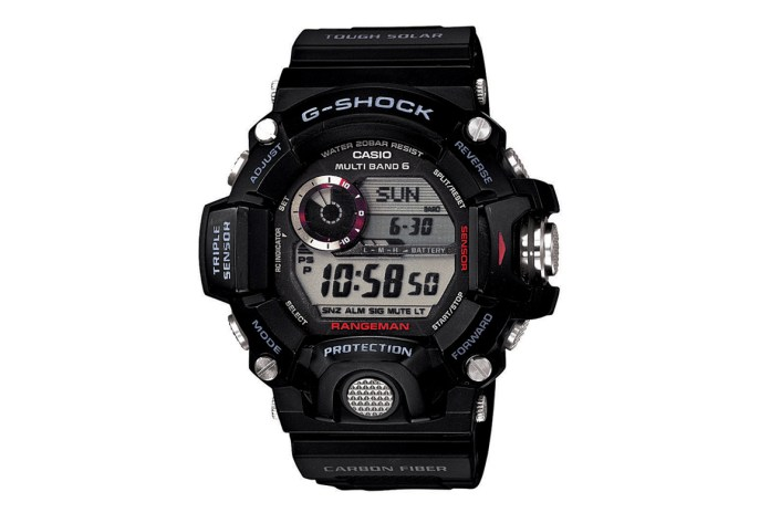 Casio G-Shock GW-9400 Rangeman Watch