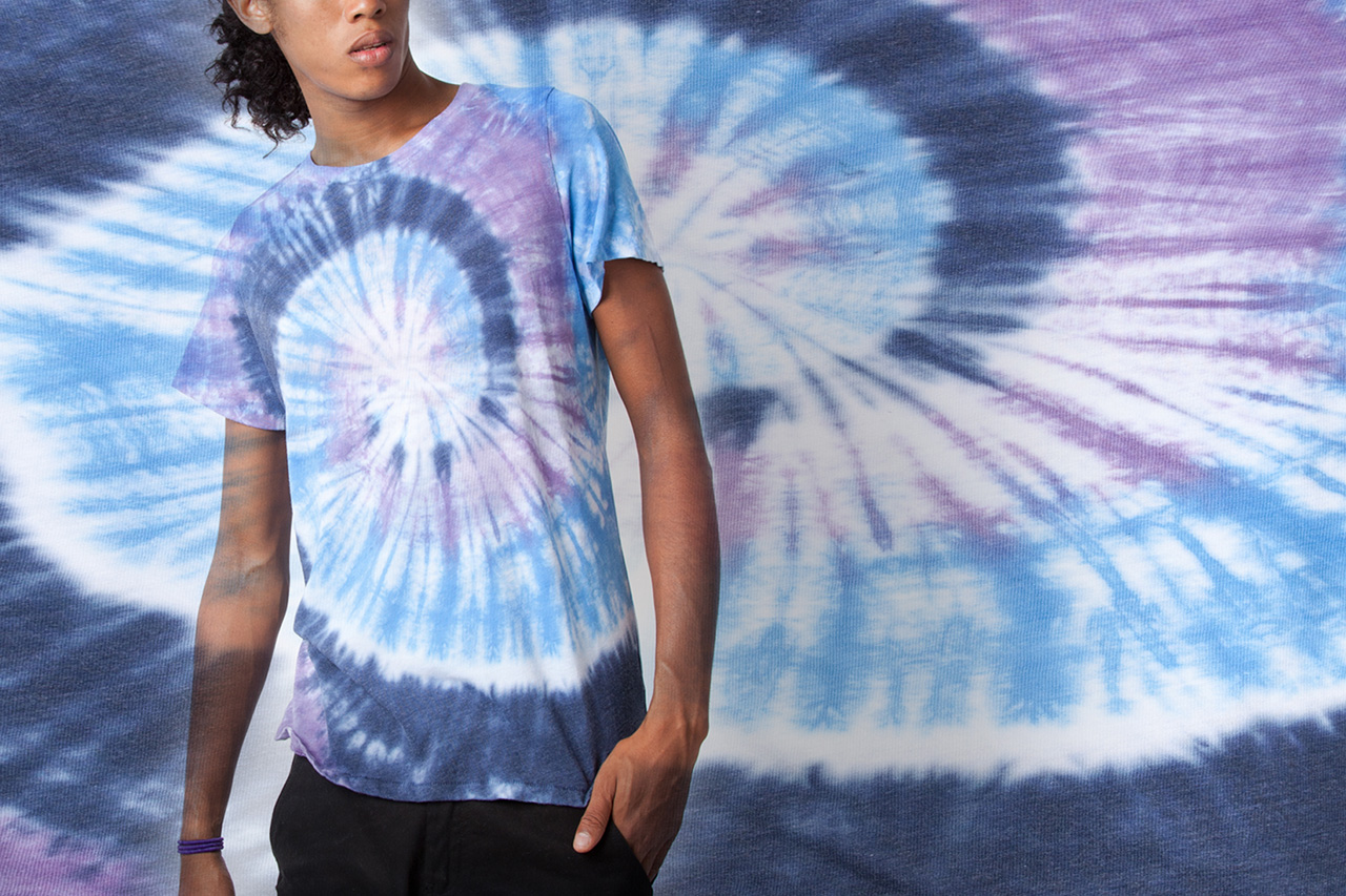 cast of vices 2013 summer tie dye t shirts