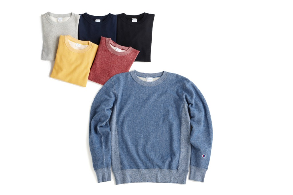 Champion Japan 2013 Fall/Winter Reverse Weave Collection