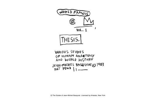 CLOT Thesis Vol. 1: CLOT x BASQUIAT Artist Capsule Announcement