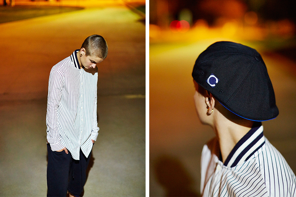 """CLOT x Undefeated """"Out For Blood"""" Lookbook"""
