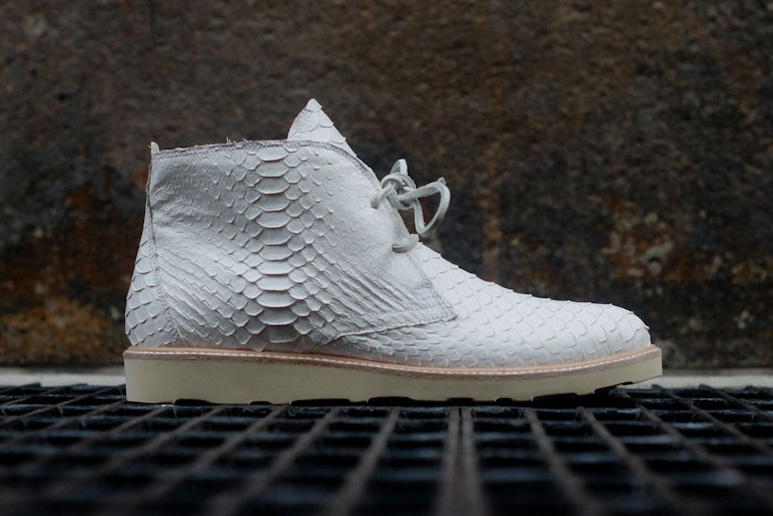 Clothsurgeon x Modern Vice Python Chukka Kith Exclusive