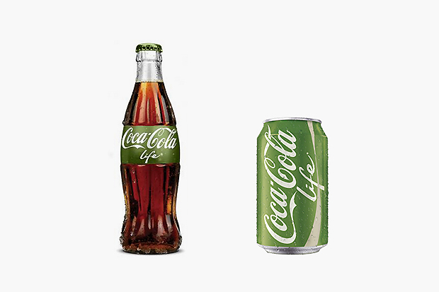 coca cola launches new coca cola life