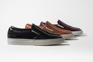 Common Projects 2013 Fall/Winter Slip-Ons