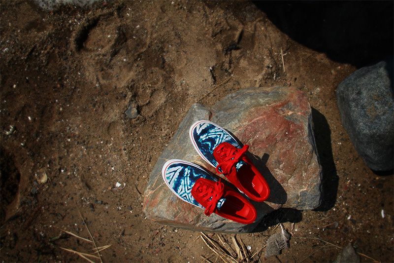 Concepts x Sperry Top-Sider 2013 Summer Tie-Dyed CVO
