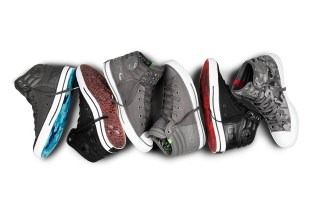 Converse 2013 Fall Wiz Khalifa Collection