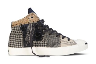 "Converse First String Jack Purcell ""Boro"""