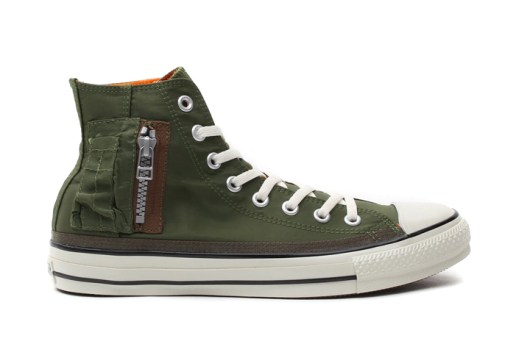 Converse Japan 2013 Fall/Winter Chuck Taylor All Star Cigarpocket Hi