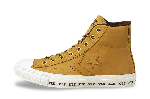 XLARGE x Converse Japan 2013 Fall XL ChevronStar Nubuck Hi