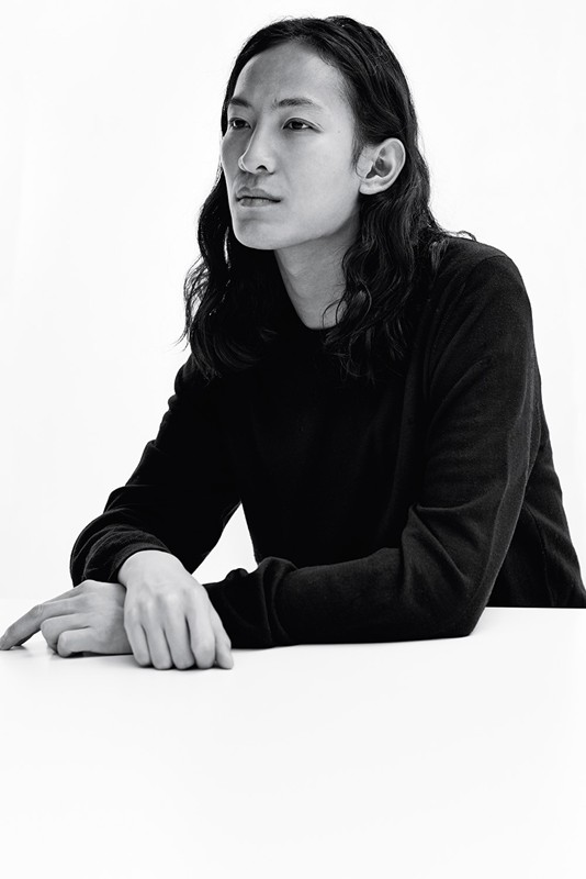 dazed digital alexander wang on taking over at balenciaga