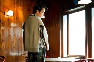 DENIM BY VANQUISH & FRAGMENT 2013 Fall/Winter Lookbook