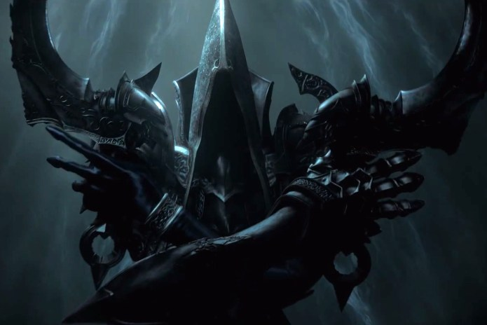 Diablo III: Reaper of Souls Opening Sequence