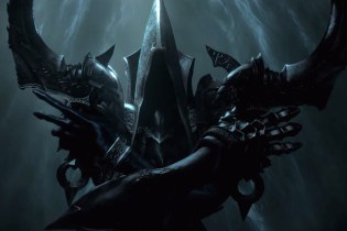 Diablo III: Reaper of Souls Opening Sequence