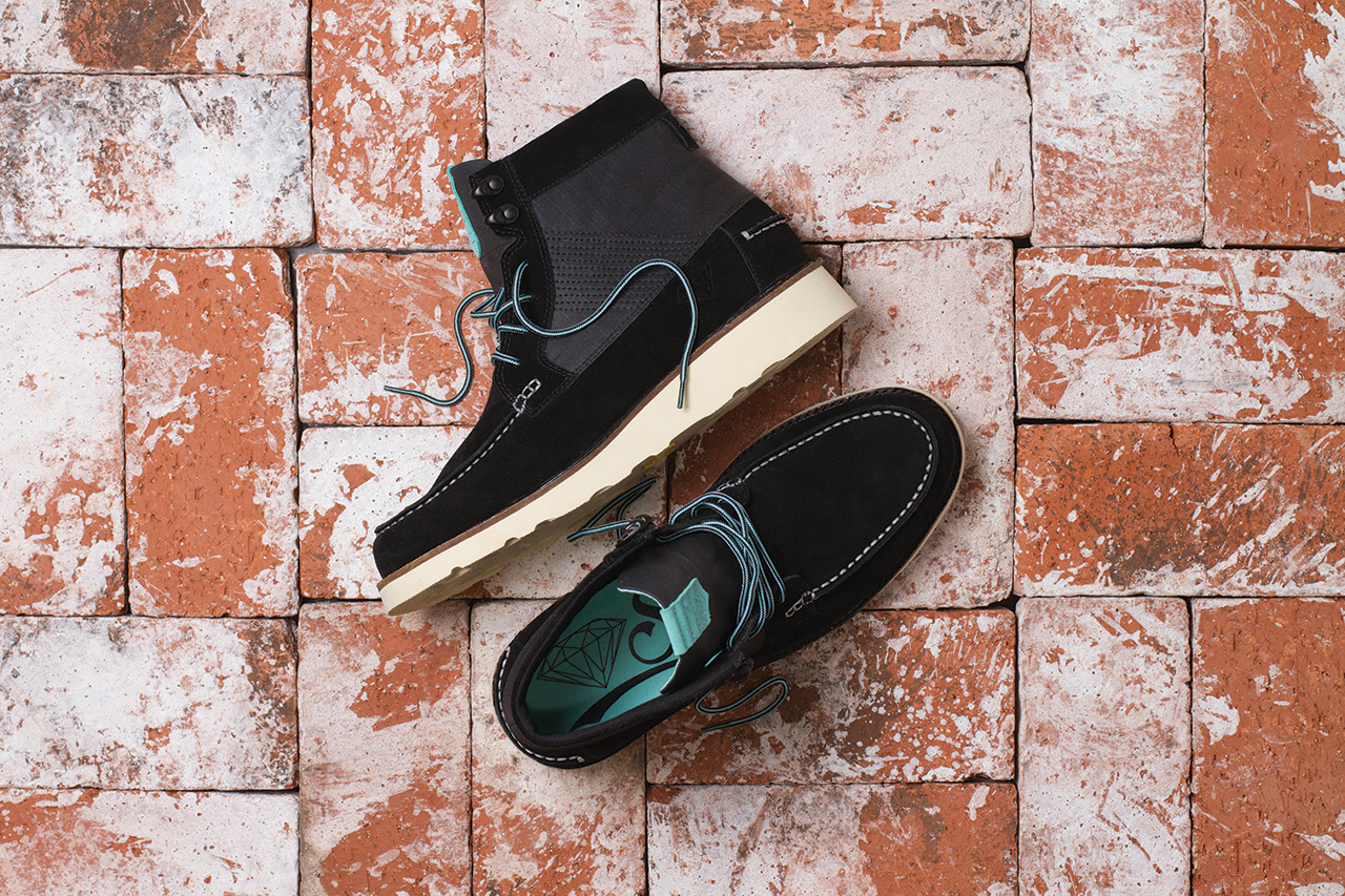 diamond supply co g i boot