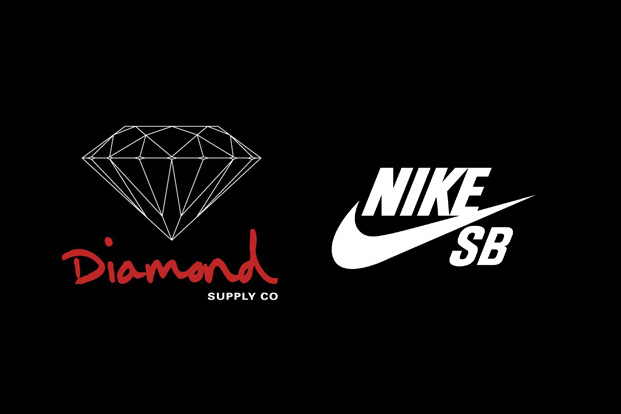 diamond supply co nike sb to collaborate on a new project
