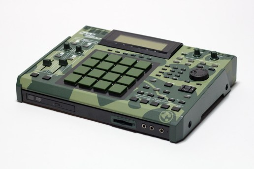 Distinct Life x USUAL Custom Akai MPC 2500