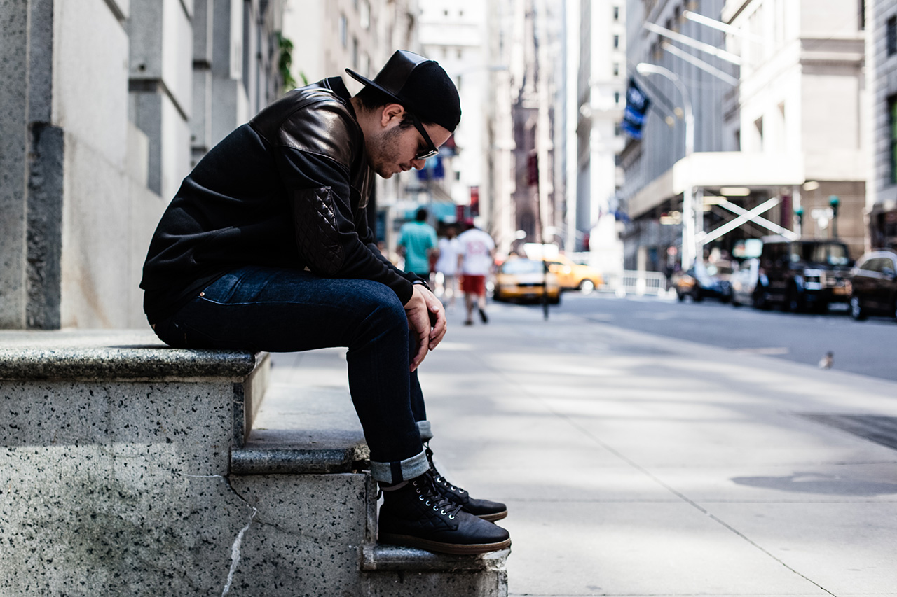Dr. Martens Presents #STANDFORSOMETHING with Jace Lipstein of Grungy Gentleman