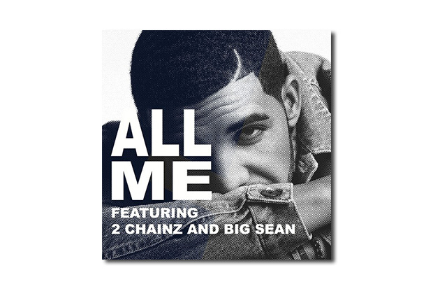 Drake featuring 2 Chainz & Big Sean – All Me (Produced by KeY Wane)