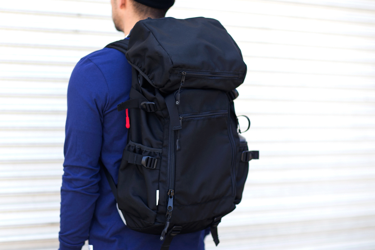 DSPTCH 2013 Fall/Winter Bag Collection