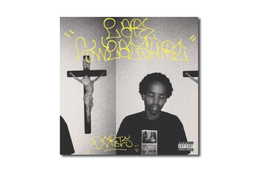 Earl Sweatshirt - Burgundy (Produced by Pharrell)