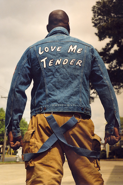 elvis x opening ceremony 2013 fall winter love me tender editorial by jamie hawkesworth