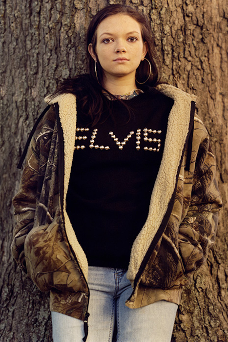 Elvis x Opening Ceremony 2013 Fall/Winter Editorial by Jamie Hawkesworth