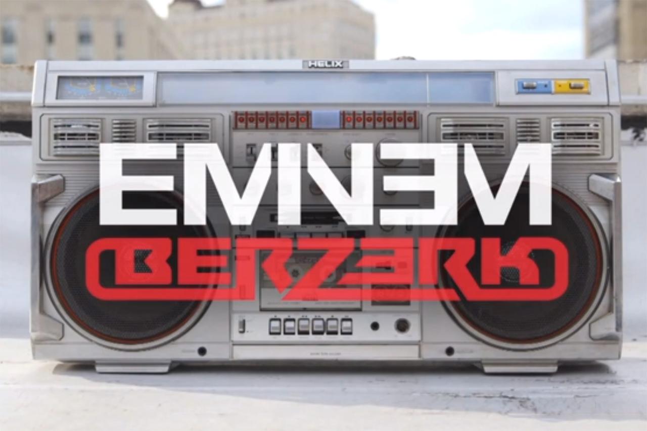 Eminem - Berzerk (Produced by Rick Rubin)