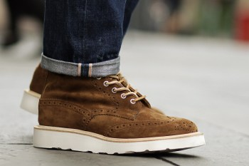 END. x Tricker's 2013 Fall Vibram Stow Boot City Pack