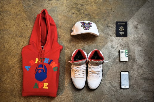 Essentials: A$AP Ant (Addie)