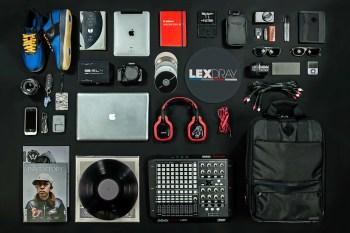 Essentials: Alex Drayer of Lexdray