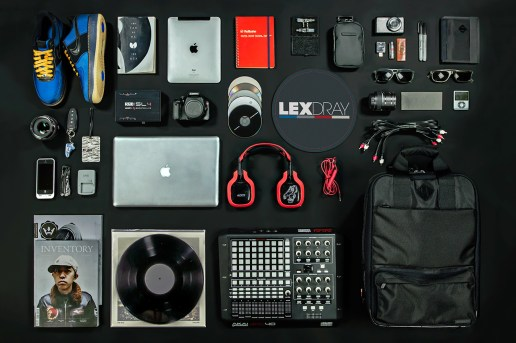 Essentials: Alex Drayer of Lexdray