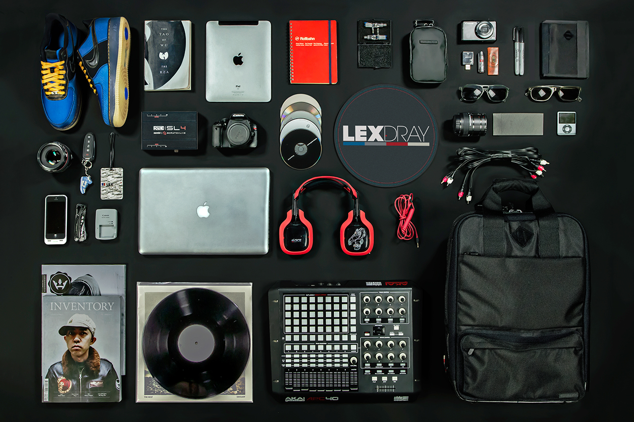 essentials alex drayer of lexdray