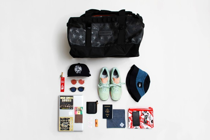Essentials: Rhett Richardson of Concepts