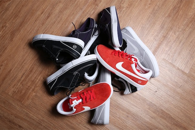 fragment design x nike sb 2013 fall collection preview