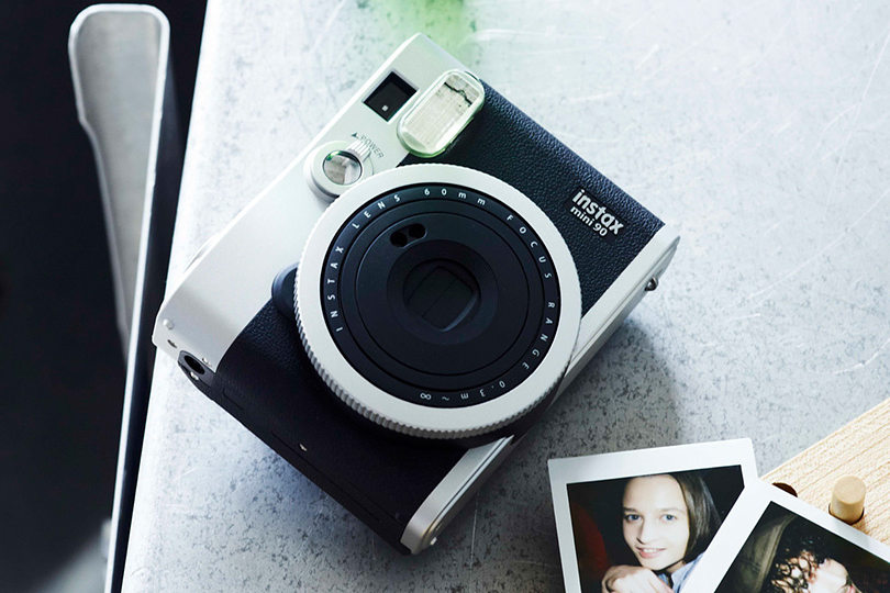 fujifilm unveils the instax mini90