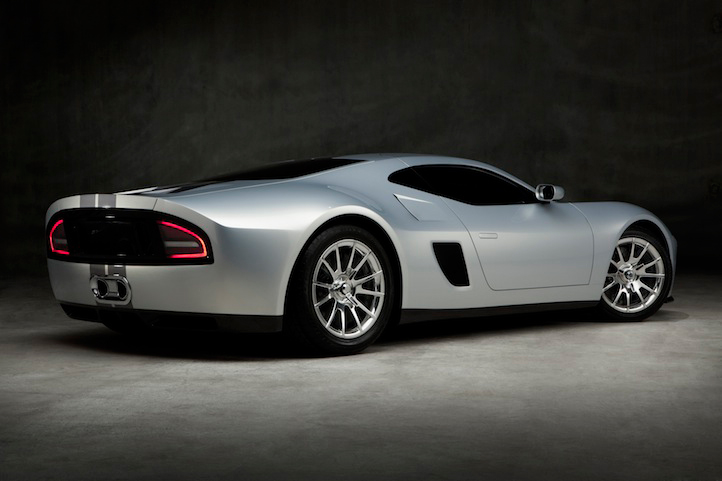 Galpin Unveils the $1 Million USD Ford GTR1 Supercar