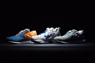 Garbstore x Reebok 2013 Fall/Winter Footwear Collection