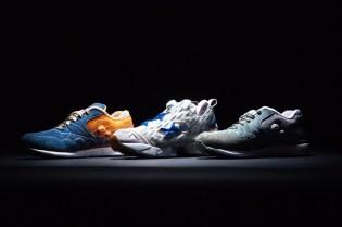 Garbstore x Reebok 2013 Fall/Winter Footwear Collection