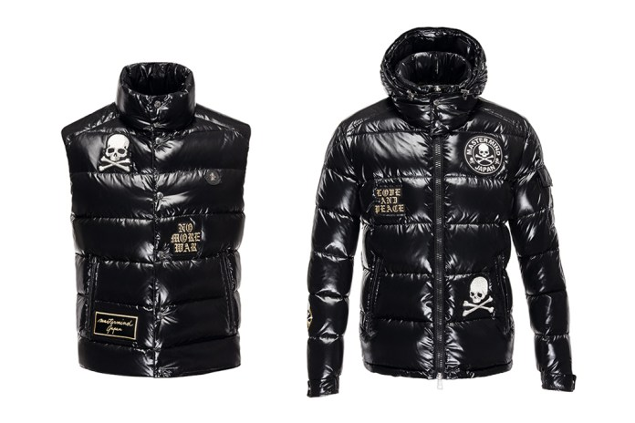 Moncler x mastermind JAPAN 2013 Fall Down Vest and Jacket