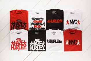 Haze x Hurley Collection