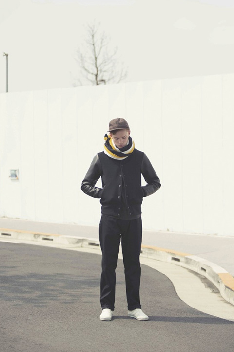 Head Porter 2013 Fall/Winter Lookbook