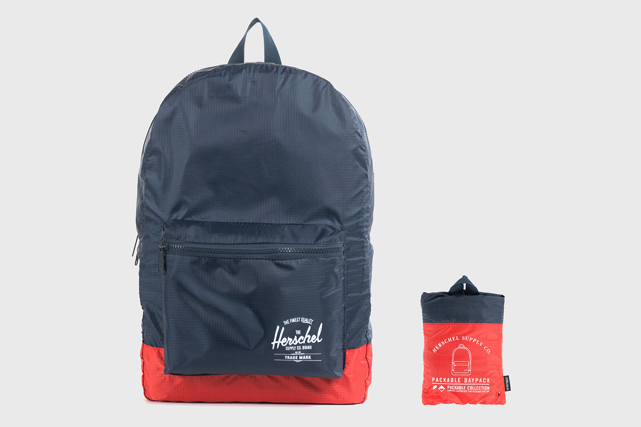 herschel supply co 2013 fall packable collection