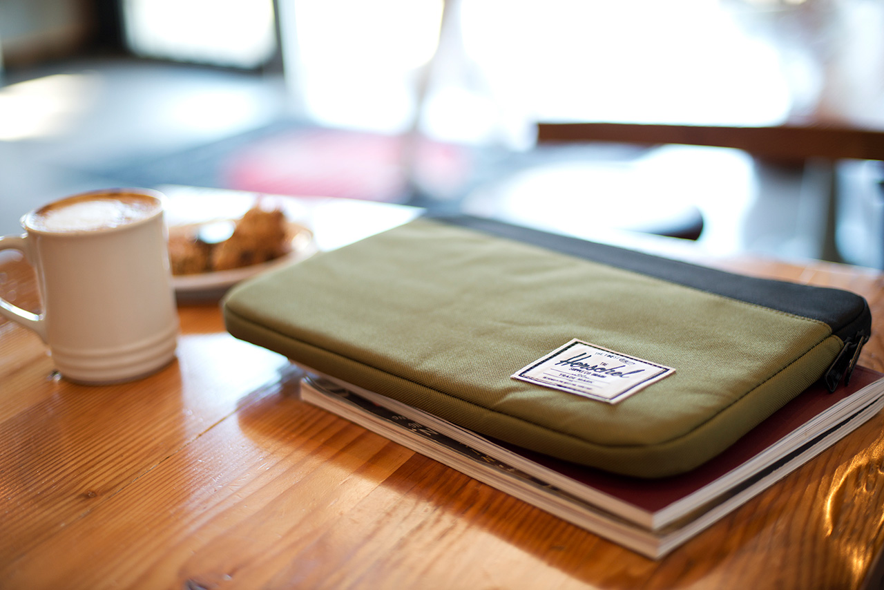 Herschel Supply Co. 2013 Fall/Winter Computer Sleeves
