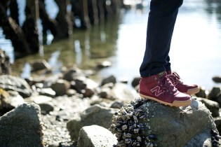 Herschel Supply Co. x New Balance 2013 Fall Lookbook