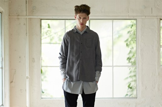 honeyee.com: JohnUNDERCOVER 2013 Fall/Winter Editorial